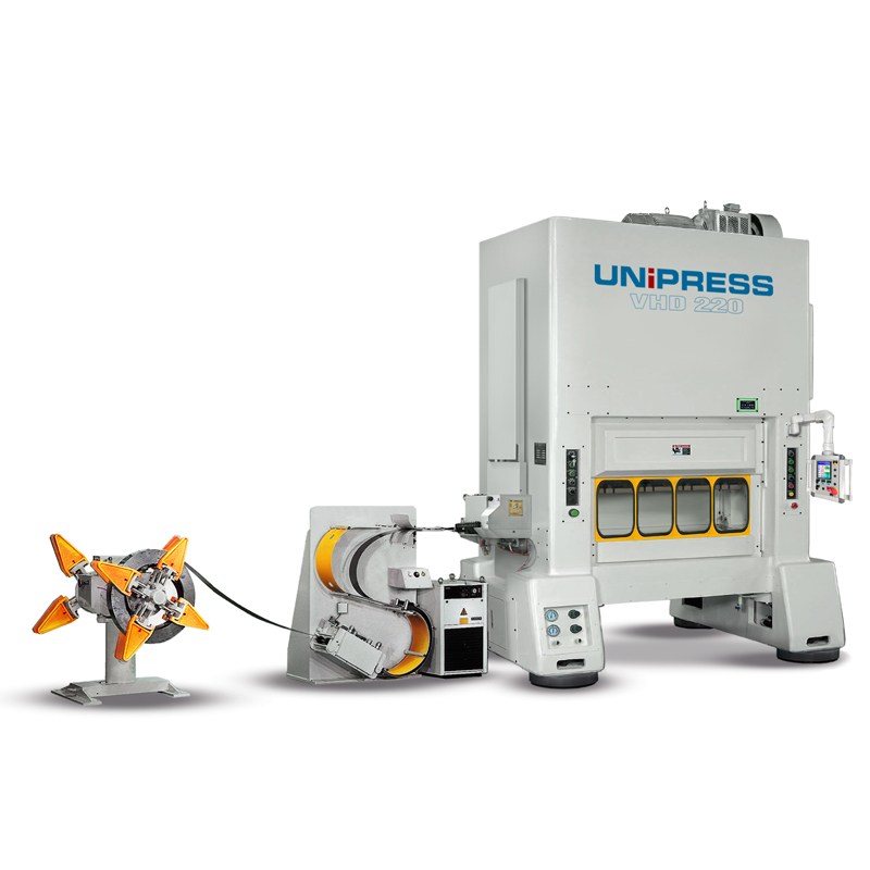 VHD - Dual Point, Straight Side High Speed Mechanical Presses 80 to 360 Tons
