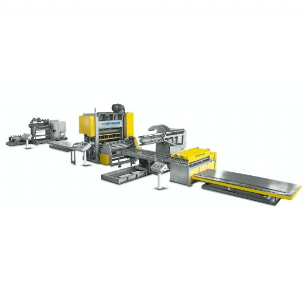 VHPP  - STRAIGHT SIDE, SINGLE POINT, HIGH SPEED PRECISION MICRO-PERFORATION PRESS LINE